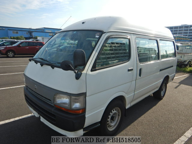 Used 1996 TOYOTA HIACE VAN BH518505 for Sale