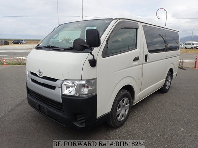 Used 2015 TOYOTA HIACE VAN BH518254 for Sale