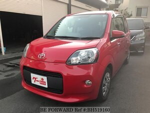 Used 2014 TOYOTA PORTE BH519160 for Sale