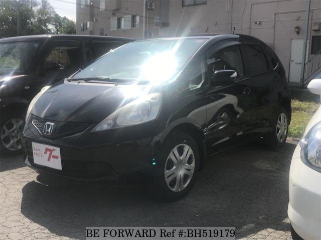 Used 2009 HONDA FIT BH519179 for Sale