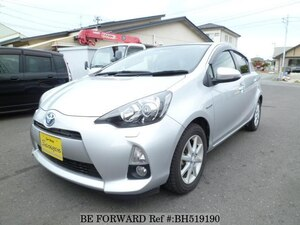 Used 2013 TOYOTA AQUA BH519190 for Sale