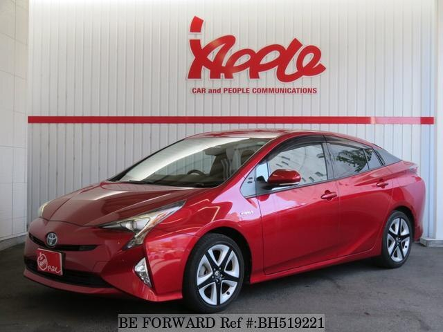 Used 2016 TOYOTA PRIUS BH519221 for Sale