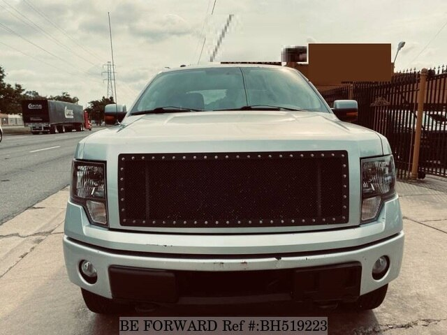 Used 2012 FORD F150 BH519223 for Sale