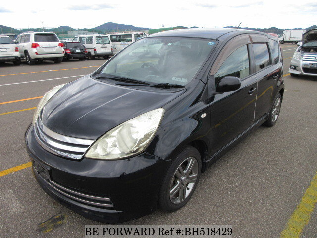 Used 2009 NISSAN NOTE BH518429 for Sale