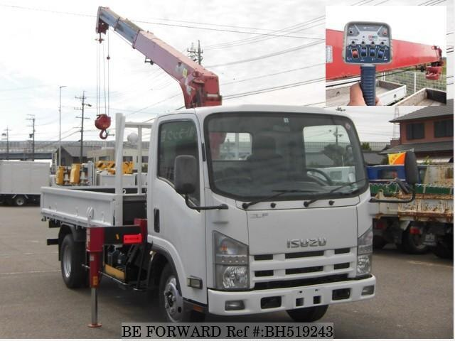 Used 2007 ISUZU ELF TRUCK BH519243 for Sale