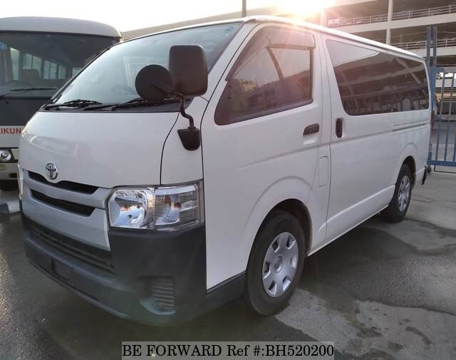 Used 2015 TOYOTA HIACE VAN BH520200 for Sale