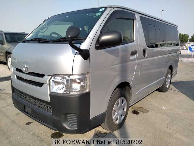 Used 2015 TOYOTA HIACE VAN BH520202 for Sale