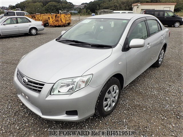 Used 2011 TOYOTA COROLLA AXIO BH519518 for Sale