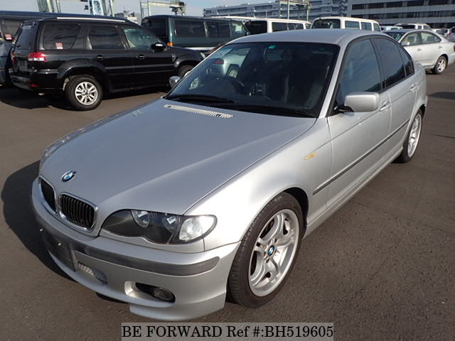 Used 2002 BMW 3 SERIES BH519605 for Sale