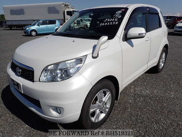 Used 2010 TOYOTA RUSH BH519321 for Sale
