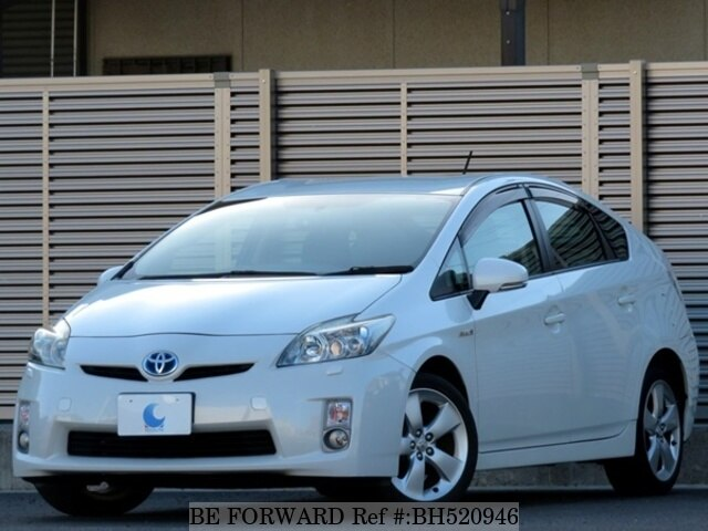 Used 2010 TOYOTA PRIUS BH520946 for Sale