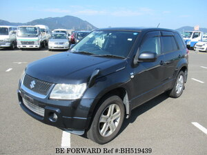 Used 2005 SUZUKI ESCUDO BH519439 for Sale
