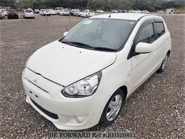 Used 2015 MITSUBISHI MIRAGE BH520831 for Sale