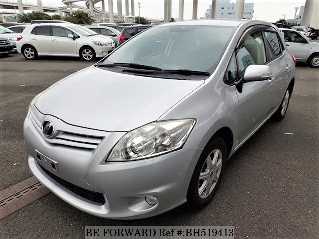 Used 2009 TOYOTA AURIS BH519413 for Sale