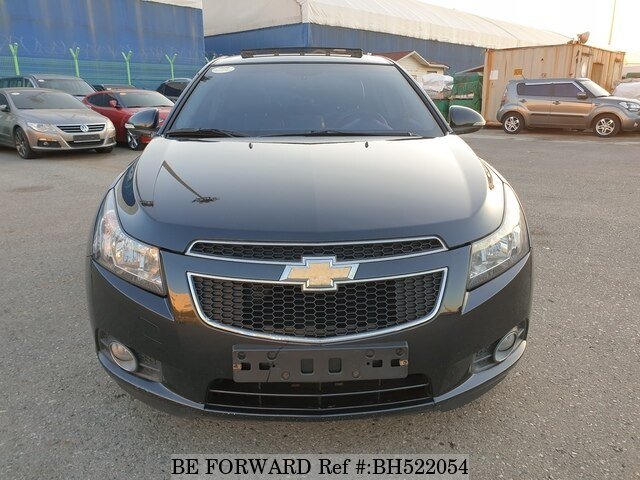 Used 2011 CHEVROLET LACETTI BH522054 for Sale