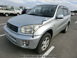 Used 2002 TOYOTA RAV4 BH522732 for Sale