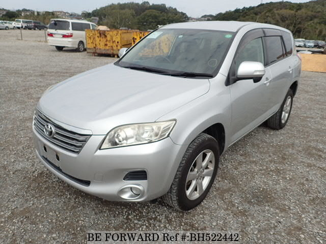 Used 2008 TOYOTA VANGUARD BH522442 for Sale