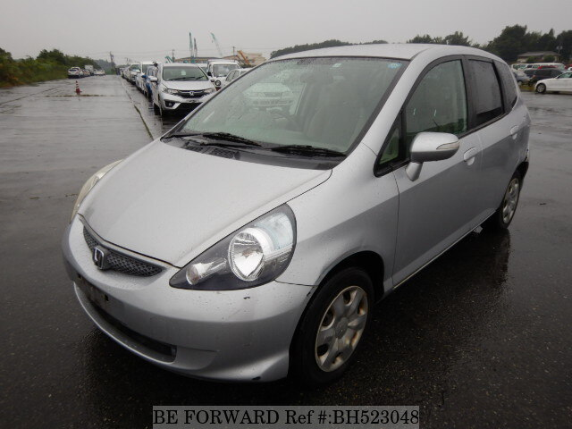 Used 2005 HONDA FIT BH523048 for Sale