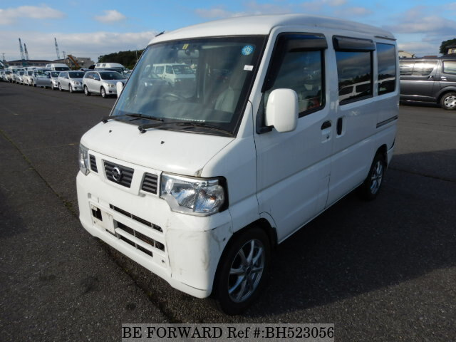 Used 2012 NISSAN CLIPPER VAN BH523056 for Sale