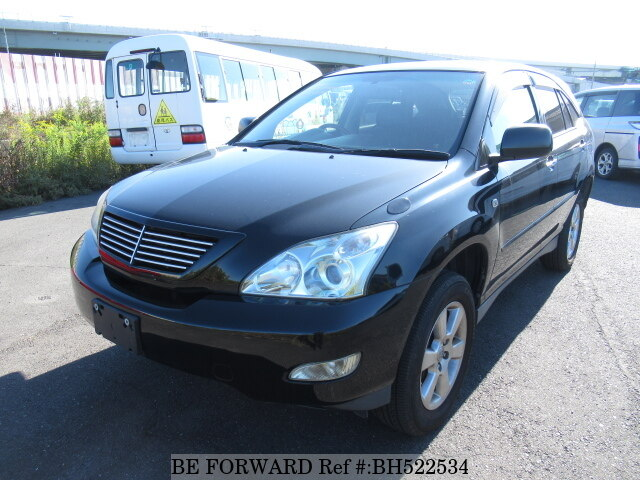 Used 2008 TOYOTA HARRIER BH522534 for Sale