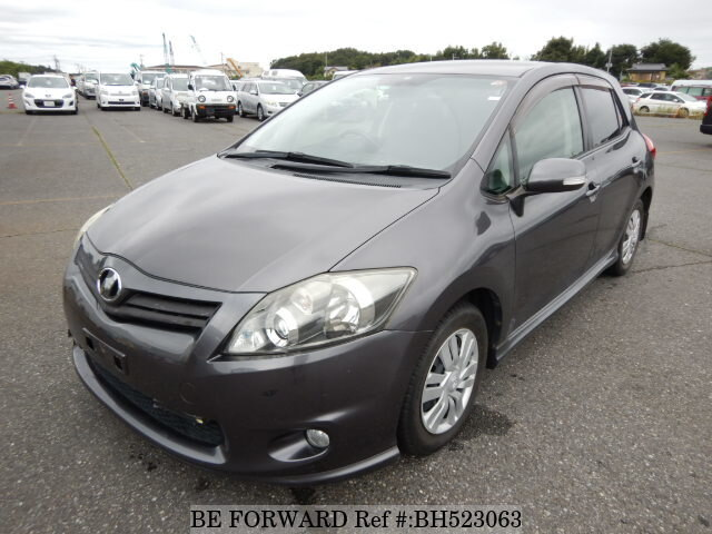 Used 2010 TOYOTA AURIS BH523063 for Sale