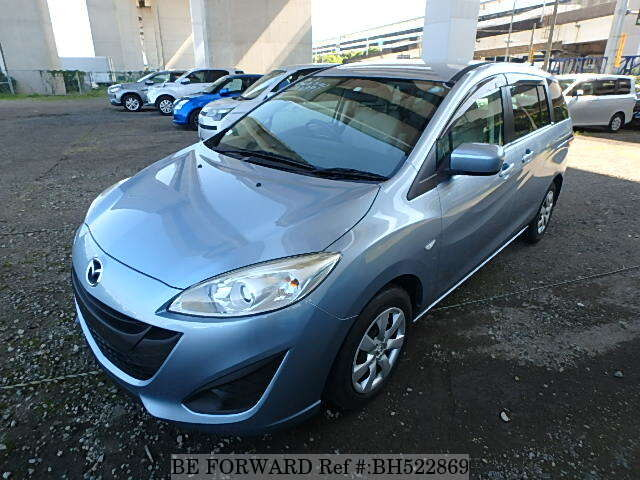 Used 2011 MAZDA PREMACY BH522869 for Sale