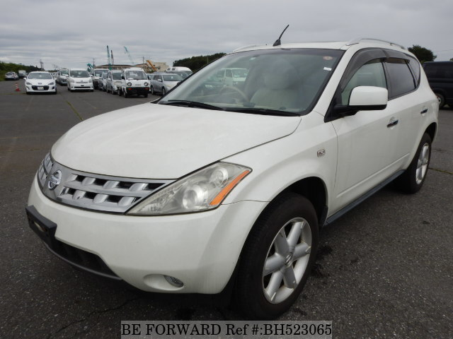Used 2007 NISSAN MURANO BH523065 for Sale
