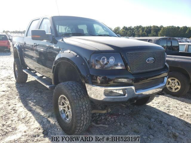 Used 2005 Ford F150 For Sale Bh523197 Be Forward