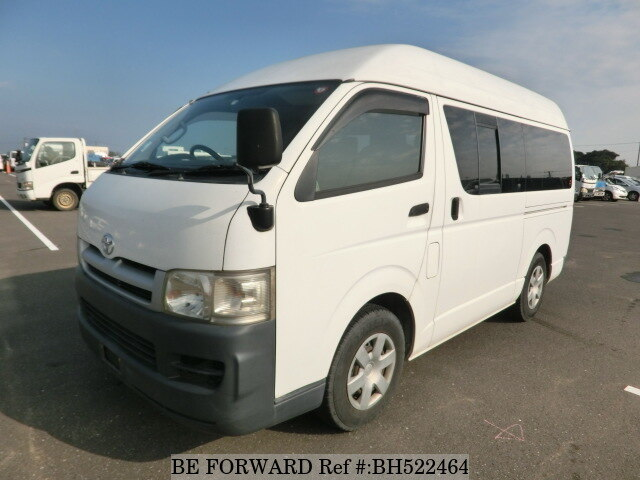 Used 2005 TOYOTA HIACE VAN BH522464 for Sale
