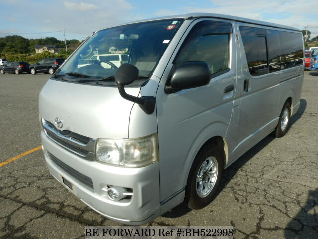 Used 2007 TOYOTA HIACE VAN BH522998 for Sale