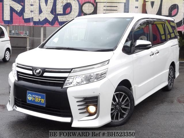 Used 2015 TOYOTA VOXY BH523350 for Sale