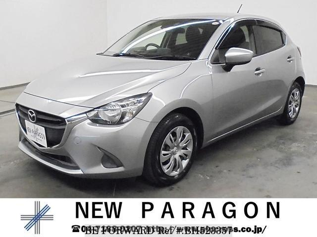 Used 2015 MAZDA DEMIO BH523357 for Sale