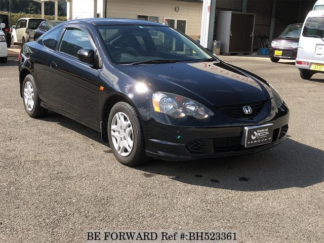 Used 2002 HONDA INTEGRA BH523361 for Sale