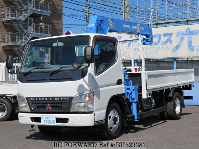 Used 2006 MITSUBISHI CANTER BH523383 for Sale