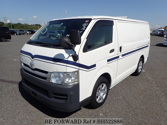 Used 2008 TOYOTA HIACE VAN BH522888 for Sale