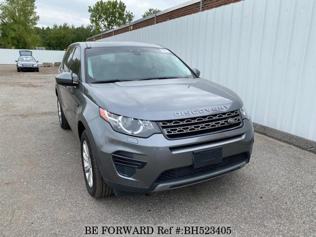 Used 2015 Land Rover Discovery Sport For Sale Bh523405 Be Forward