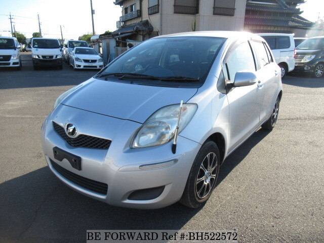 Used 2007 TOYOTA VITZ BH522572 for Sale