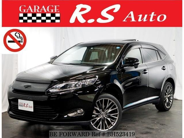 Used 2014 TOYOTA HARRIER BH523419 for Sale