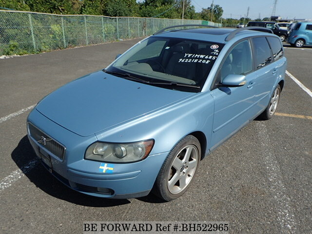 Used 2006 VOLVO V50 BH522965 for Sale