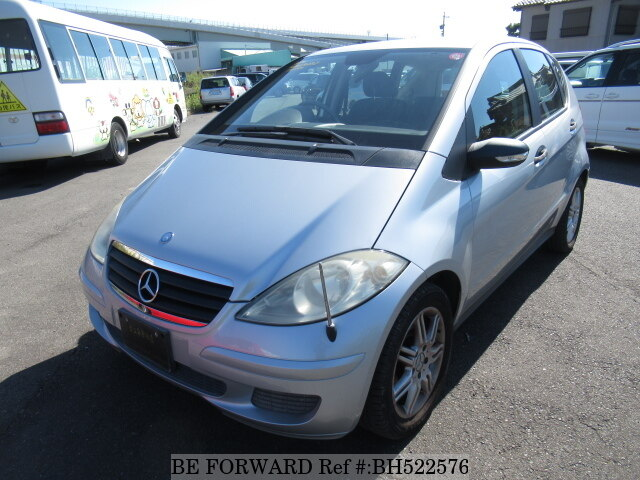 Used 2006 MERCEDES-BENZ A-CLASS BH522576 for Sale