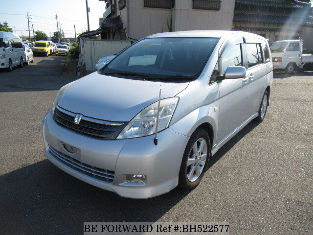 Used 2005 TOYOTA ISIS BH522577 for Sale