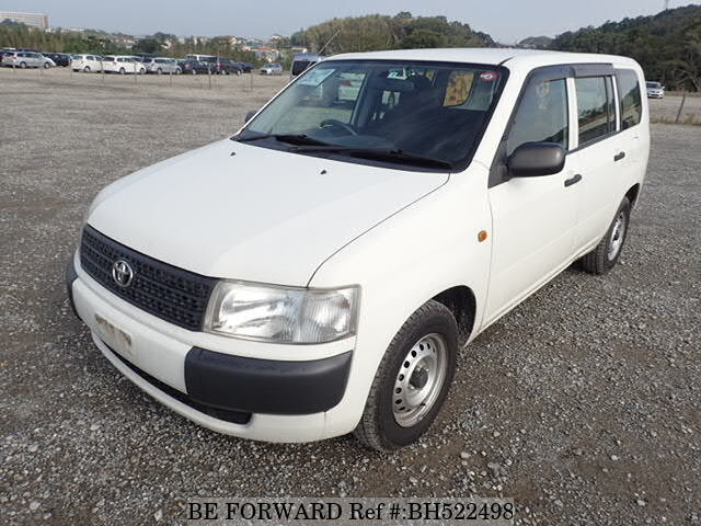 Used 2012 TOYOTA PROBOX VAN BH522498 for Sale