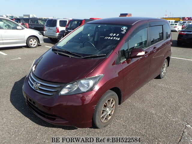 Used 2009 HONDA FREED BH522584 for Sale