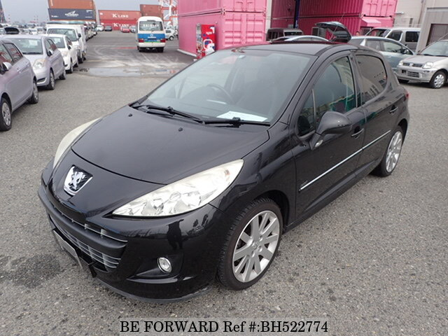 Used 2011 PEUGEOT 207 BH522774 for Sale