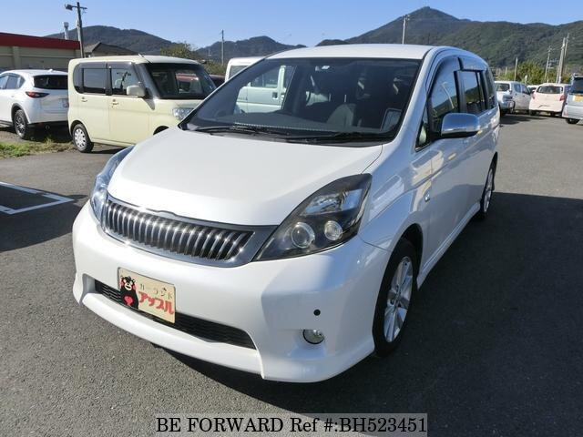 Used 2009 TOYOTA ISIS BH523451 for Sale