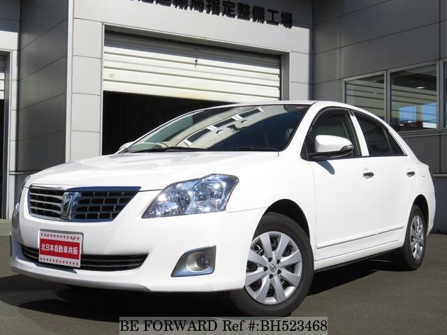 Used 2015 TOYOTA PREMIO BH523468 for Sale