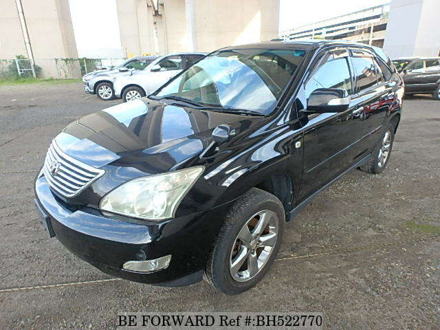 Used 2008 TOYOTA HARRIER BH522770 for Sale