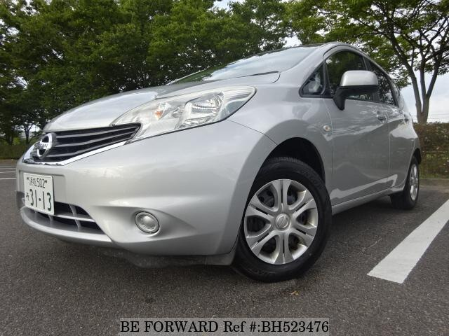 Used 2014 NISSAN NOTE BH523476 for Sale