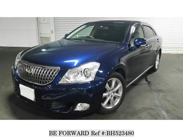 Used 2009 TOYOTA CROWN MAJESTA BH523480 for Sale