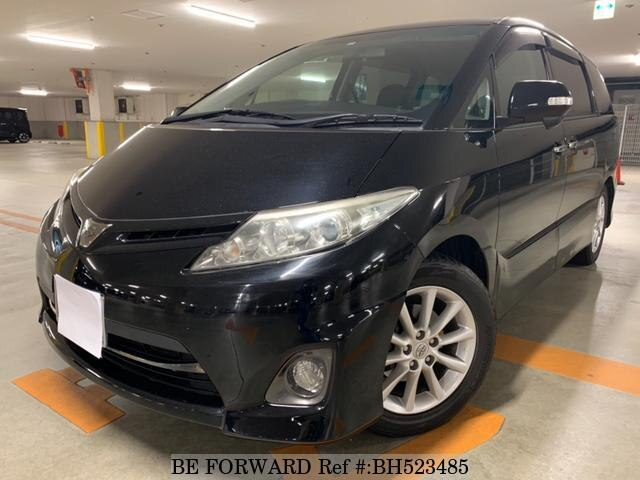 Used 2010 TOYOTA ESTIMA BH523485 for Sale